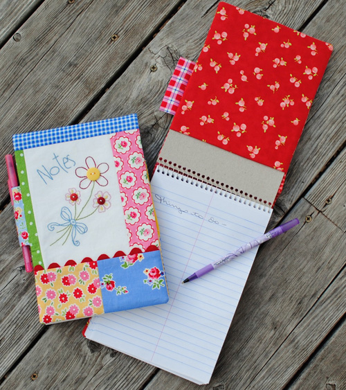Easy Fabric Book Cover Patterns : Patterns from this that accessories